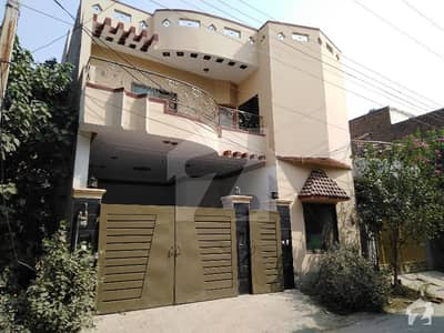 1340 Sq Feet Double Storey House Is Available For Sale In Asad Park Sargodha