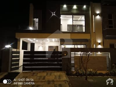 07 Marla Brand New House For Sale In Block D Phase 6 Dha Lahore
