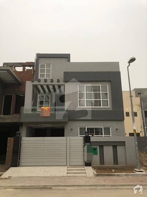 5 Marla Brand New Elevation Luxury House For Sale In Bahria Town Lahore Near To Mosque  Al Fateh Store