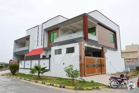 ایگل سٹی ہاؤسنگ سکیم فیصل آباد روڈ سرگودھا میں 6 کمروں کا 5 مرلہ مکان 1.25 کروڑ میں برائے فروخت۔