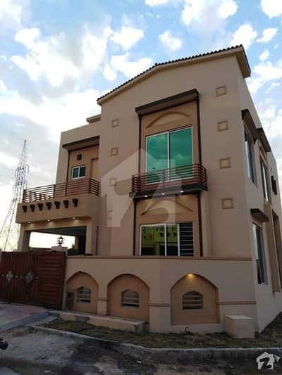 Beautiful Ground Portion For Rent In Gulraiz Five Marla