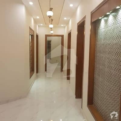 1 Kanal Ground Portion Available For Rent In Gulraiz With Upper Portion Locked