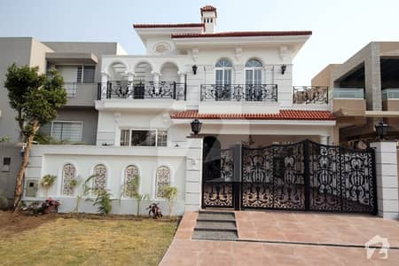 Spanish And Unique Design Bungalow Available For Sale At Hot Location Of Phase 8