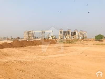10 Marla Residential Plot File Is Available On Installment In Overseas Block Blue World City Rawalpindi