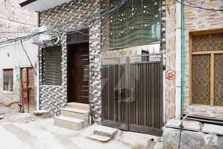 سوسائٹی کالونی سرگودھا میں 3 کمروں کا 3 مرلہ مکان 48 لاکھ میں برائے فروخت۔