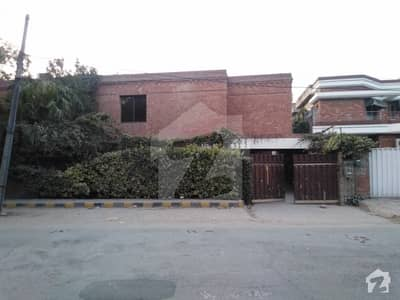 12 Marla House For Sale In G Block Of Gulberg 2 Lahore