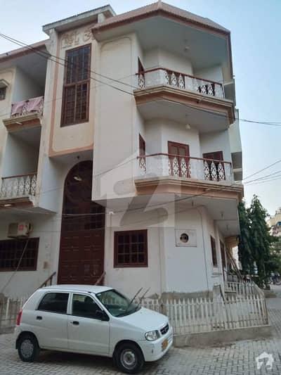 House For Sale In Guistan E Zafar SMCHS Block B