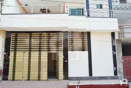 Asad Park Phase 1 Main Entrance  Double Storey House For Sale  Best Location