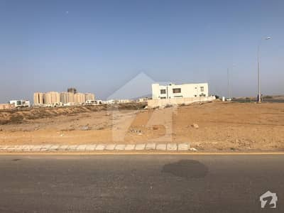 Dha - 1000 Yards Plot 90x100 On 31st Street Clear  Cheapest Plot E Zone