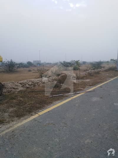 Plot No 120 For Sale Only In 91 Lac