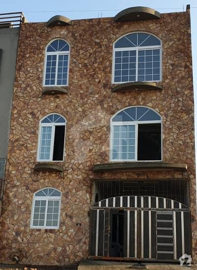 پارک روڈ اسلام آباد میں 5 کمروں کا 4 مرلہ مکان 1.07 کروڑ میں برائے فروخت۔