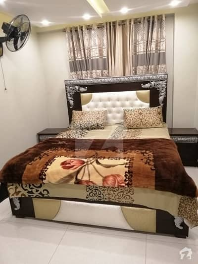 1 Bed Lavish Brand New Furnished Flat Available For Rent