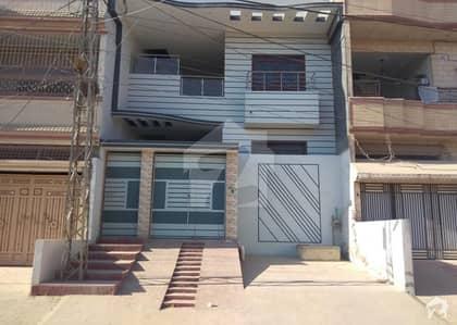 قاسم آباد فیز 2 قاسم آباد حیدر آباد میں 6 کمروں کا 5 مرلہ مکان 1.5 کروڑ میں برائے فروخت۔