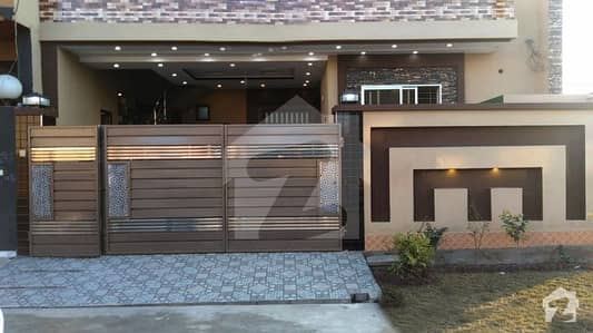 6 Marla Brand New House For Sale In D Block Of Al Rehman Garden Phase 2 Lahore