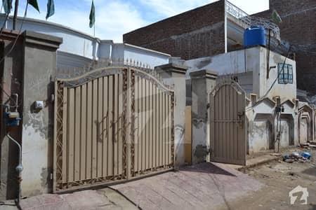 کارپوریشن ٹاؤن سرگودھا میں 8 کمروں کا 13 مرلہ مکان 1.3 کروڑ میں برائے فروخت۔