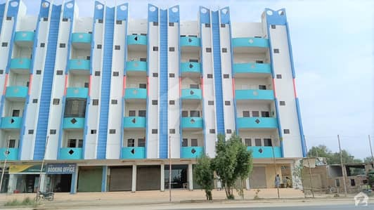 570 Feet 2nd Floor Flat For Sale In Harmain Tower Bypass Hyderabad