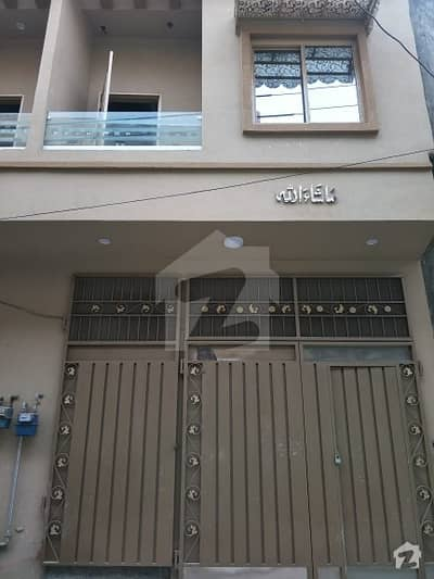 2 Marla Corner Brand New Double Storey House For Sale
