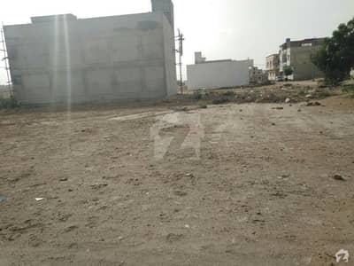 گلشنِ معمار - سیکٹر کیو گلشنِ معمار گداپ ٹاؤن کراچی میں 3 مرلہ رہائشی پلاٹ 41 لاکھ میں برائے فروخت۔