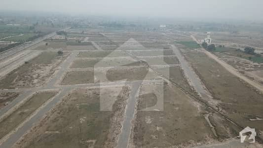 10 Marla Plot For Sale in DHA Phase 8Z Block IVY Green