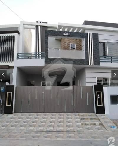 A Nicely Build 10 Marla Brand New Double Storey Luxury House Is Available For Sale