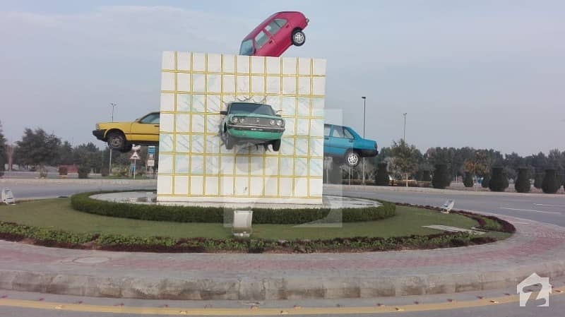 Possession Plot 8 Marla Plot No  966 Block J Available For Sale Bahria Orchard