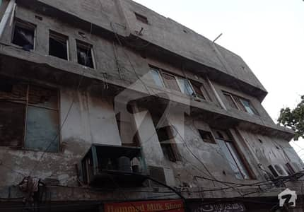 Al Habib Property Offers 6 Marla Commercial Corner 3 Floor Building For Sale In Iqbal Town