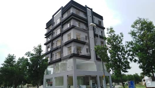 Spacious Shop For Sale In Architectural Wonder Of Sq Eiffel14 Height Of Bahria Town Lahore