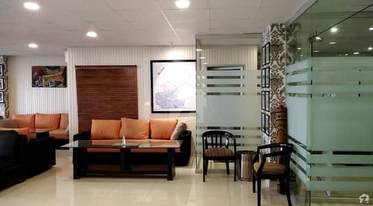 2900 Sq Feet Beautiful Office For Sale E-11 In Islamabad