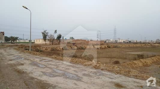 5 Marla Lda Approved Plot Situated On 60 Ft Wide Road Available For Sale
