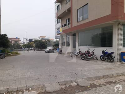 Corner Plot Is Available For Sale on ideal location of islamabad