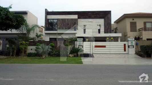 1 Kanal Brand New Bungalow For Sale In C Block Of DHA Phase 5 Lahore