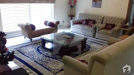 One Kanal  Fully Furnished Luxury House For Rent In Bahria Town Lahore