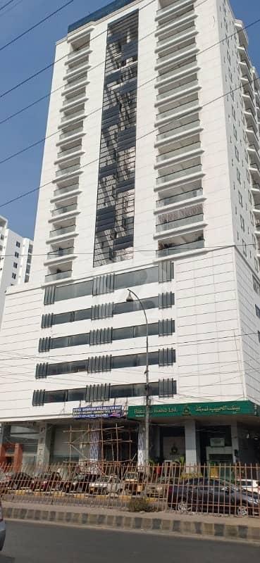 کلفٹن ۔ بلاک 7 کلفٹن کراچی میں 8 کمروں کا 1.33 کنال فلیٹ 2 لاکھ میں کرایہ پر دستیاب ہے۔