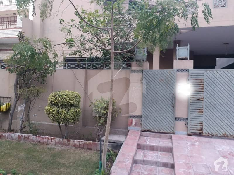 10 Marla Residential House Is Available For Sale At Punjan Cooprative Housing Society Block A At Prime Location
