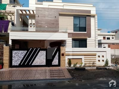 10 Marla Brand New House For Sale In D Block Of Garden Town Phase 2 Gujranwala