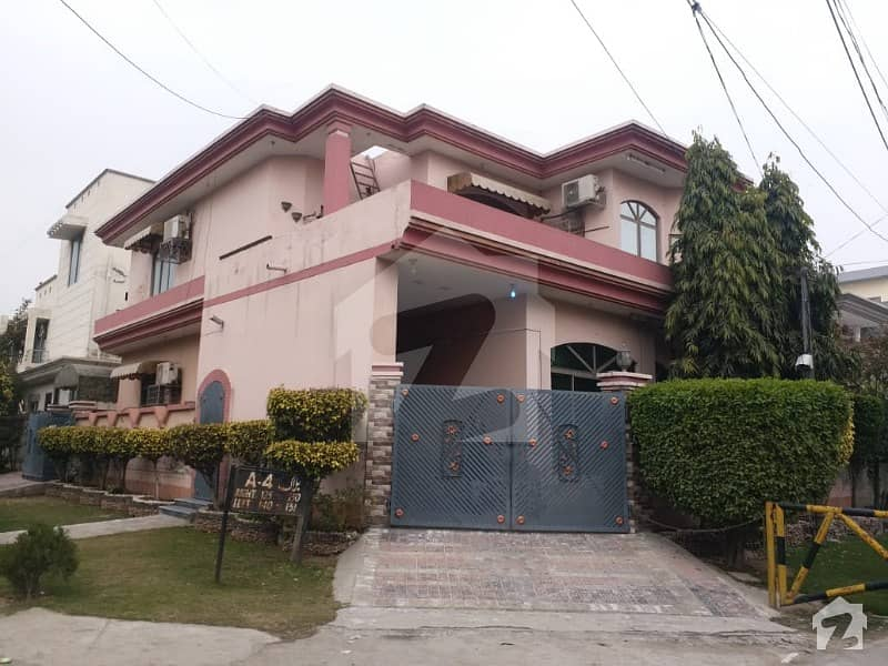 10 Marla Residential House Is Available For Sale At Punjab Cooprative Housing Society Block A  At Prime Location