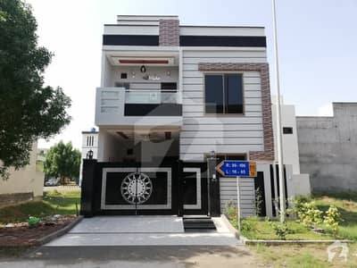 5 Marla Brand New House For Sale In BB Block Of Citi Housing Phase 1 Gujranwala