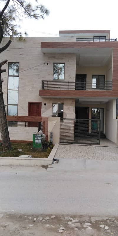 G-9/3 - Attractive And Brand New House Available For Sale