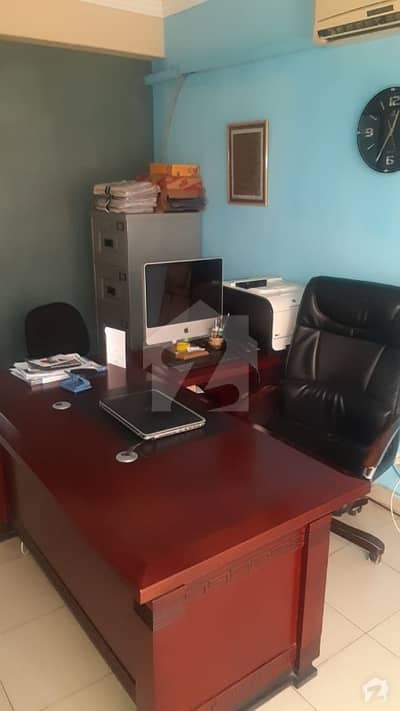 Commercial Office Are Available In Busy Markaz