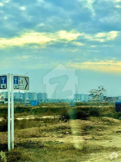 One Kanal Road Level Ideal Plot For Sale At 206 Lac