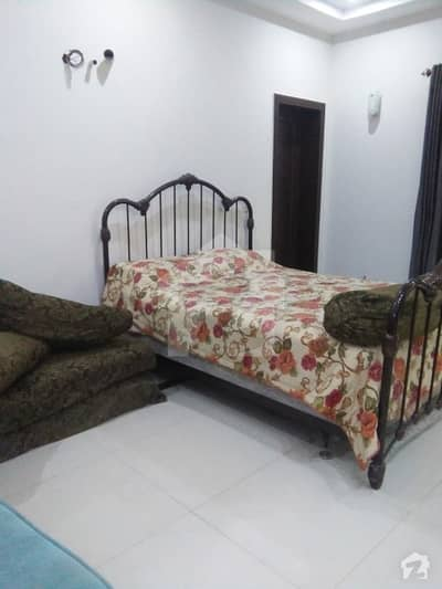 1 Bed Furnished For Rent Near Root University In DHA Phase 6