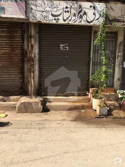 ڈی ایچ اے فیز 5 ڈی ایچ اے کراچی میں 1 کمرے کا 1 مرلہ دکان 50 لاکھ میں برائے فروخت۔