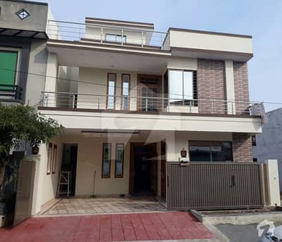 7 Marla Brand New Quality House Available Cbr Town Islamabad