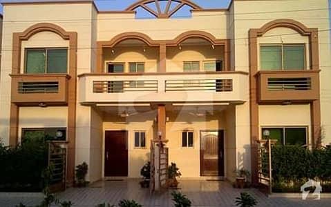Beautiful 6 Marla Double Storey New Villa For Sale