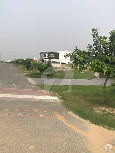 10 Marla Residential Plot For Sale In Dha Phase 7 On Prime Location Plot No 1145 A