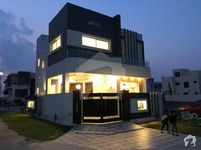 5 Marla Corner Brand New House For Rent In Dha Rahber Sector 2 Block H