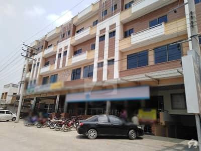 3 Marla 3rd Floor Flat For Rent At Qureshi Arched Plaza Main Road Khushab Road Sargodha