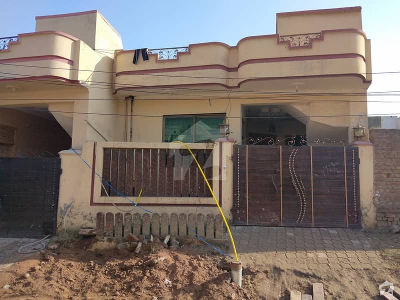 House Is Available For Sale In Adiala Road Sammarzar Society