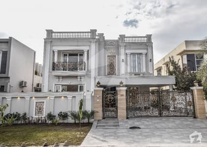 01 Kanal Classic Spanish Design House By Faisal Rasool For Sale In Dha Phase 6