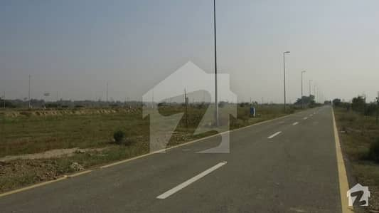 4 Marla Commercial Plot For Sale